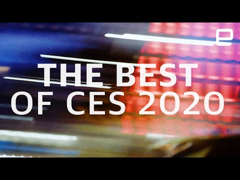 The Best of CES 2020 - YouTube